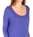 Splendid Very Light Jersey Drop Shoulder Tee TMJ6953