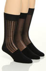 Stacy Adams Classics Silkie Socks 3 Pack S200UHR