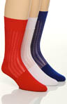 Stacy Adams Classics Silkie Socks 3 Pack S205UHR