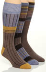 Stacy Adams Moderns Fashion Socks 3 Pack S213UHR