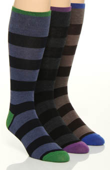 Moderns Fashion 3 Pack Socks