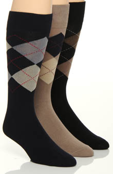 Moderns Fashion Socks 3 Pack