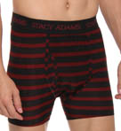 Stacy Adams Striped Boxer Briefs SA1900