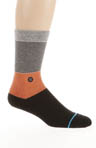 Stance Black Top Socks 320dblA