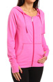 Steve Madden Lounge Lovers Zip Up Hoodie 470670