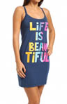 Steve Madden One Of A Kind Graphic Slim Chemise 473668
