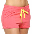 Steve Madden Sweat It Out Solid Lounge Short 477401