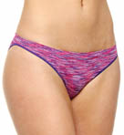 Killing It Space Dye Bikini Panty