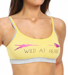 Steve Madden Day Dreamer Reversible Crop Bra SM81001