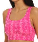 Steve Madden Rock & Bands Long Crop Bra SM81006
