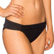 Sunsets Crochet Side Shirred Swim Bottom 20BC