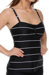 Moonspell Underwire Tankini Swim Top