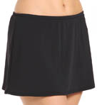 Sunsets Black Swim Skirt BL39B