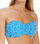 Hamptons Underwire Twist Bandeau Swim Top Image