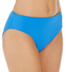 Tile Blue Basic Swim Bottom Image