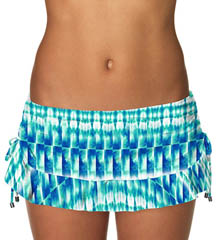 Swim Systems Pacific Falls Flirty Skirted Swim Bottom PAFA286