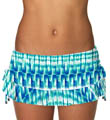 Pacific Falls Flirty Skirted Swim Bottom Image