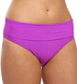 Ultraviolet Convertible Waistband Swim Bottom Image