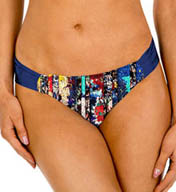 Aerin Rose Arcadia Side Shirred Swim Bottom ARCA402