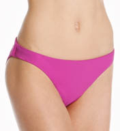 Aerin Rose Solid Classic Brief Swim Bottom B465