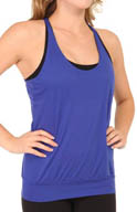 Alo Glam Workout Drapey Top W2363R