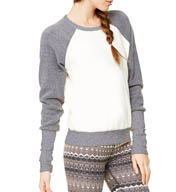 Alo Triblend Fleece with Long Cuff W3188R