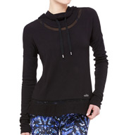 Alo Hail Long Sleeve Top W3209R
