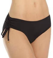 Anne Cole Solid Alex Classic Mid-Rise Swim Bottom 15MB300