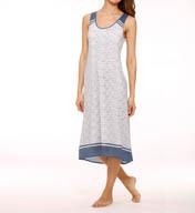 Anne Klein Spring Forward Sleeveless Ballet Gown w/ Soft Bra 8310432