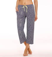 Anne Klein Playful Passages Cropped Pant 8710430