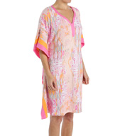 Anne Klein Cool Short Caftan 8910441