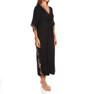 Anne Klein Keeping It Cool Long Caftan 8910452