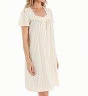 Aria Sunshine Short Sleeve Short Nightgown 8014919