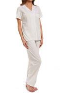 Aria Lavender Spell Short Sleeve PJ Set 8714838
