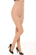 Assets Red Hot by Spanx Sheer Shaping High-Waist Pantyhose 1845