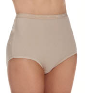 Bali Full-Cut-Fit Cotton Brief Panties 2324