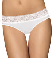 Bali No Lines No Slip Tailored Lace Bikini Panty 24A8