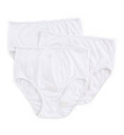 Bali Luxe Brief Panty - 3 Pack V882
