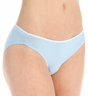 Barely There Cotton Stretch Tailored Bikini Panty 21B1