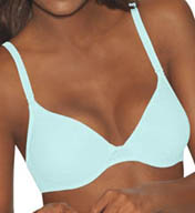 Barely There Invisible Look Push Up Jacquard Underwire Bra 4589