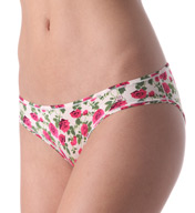 Betsey Johnson Intimates Slinky Knit Cheeky Bikini Panty 721802