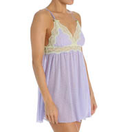 Betsey Johnson Intimates Geo Lace Slip 732964