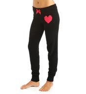 Betsey Johnson Intimates I Heart U Cozy Sweater Pant 7381050