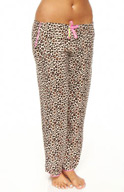 Betsey Johnson Intimates Rayon Woven Print Item Pant 738610