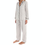 Betsey Johnson Intimates Flannel PJ Set 739861