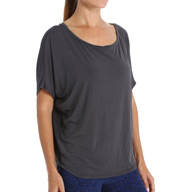 Beyond Yoga Sleek Stripe Breathe Easy Top SJ7214