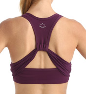 Beyond Yoga Sleek Stripe Jersey Raise It Higher Bra SJ8051
