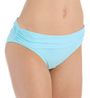 Bleu by Rod Beattie Solid Midster Swim Bottom 15501