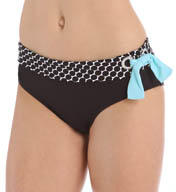 Bleu by Rod Beattie Connect the Dots Girl Short Swim Bottom 15528