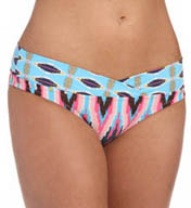 Blush Swimwear Navajo V Front Banded Swim Bottom 401332P